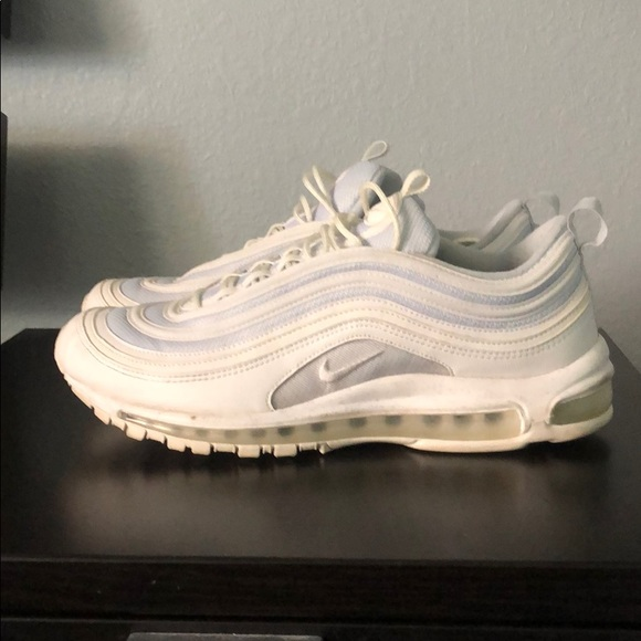 Nike Shoes Mens Air Max 97 White Reflective Poshmark